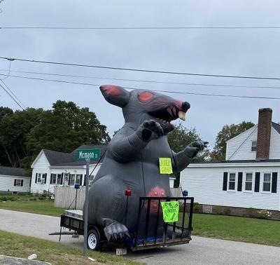 Labor union rat