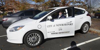 City adds first electric car to its fleet