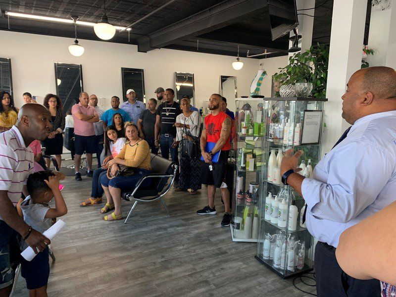 Mayor promises businesses up to $9K in assistance