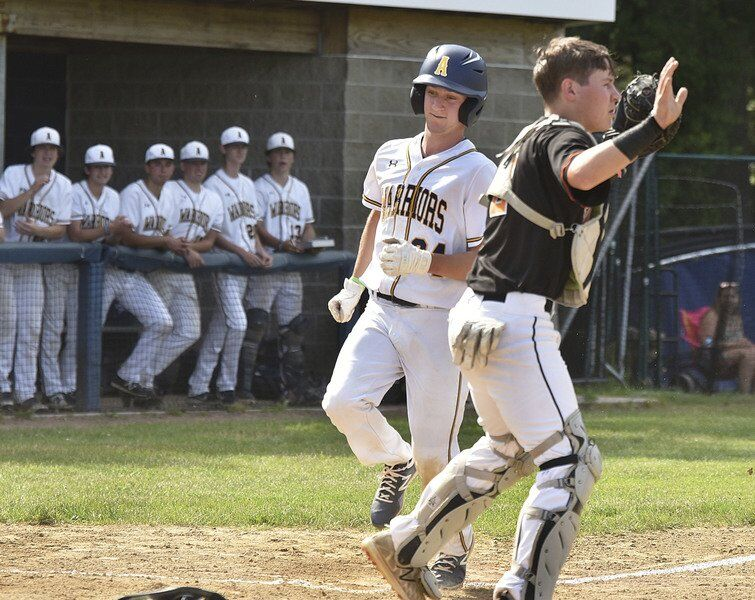 Andover's hopes rising with Grecco, Schirmer