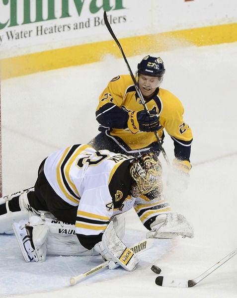 Bruins Predators Hockey-3