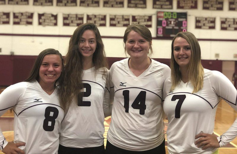 NH volleyball previews Athletic Salem looks primed for big year