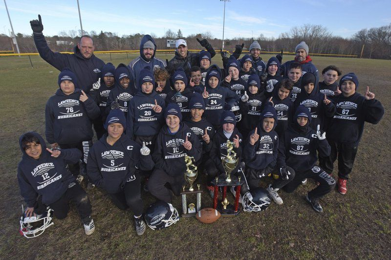 Lawrence Pop Warner a win away from championship trip