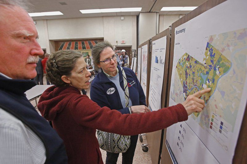 Residents invited to help chart the city's future