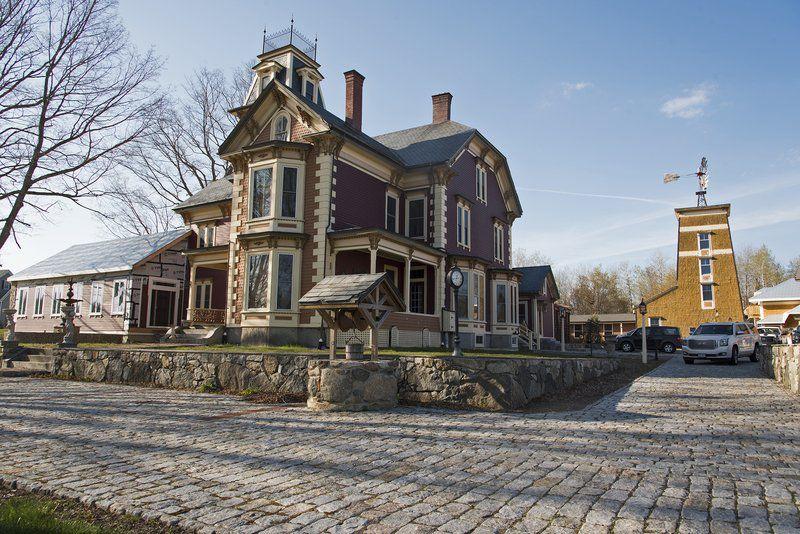 Haunted house?