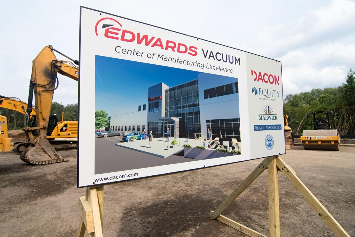 Edwards Vacuum planned Manufacturing Center of Excellence