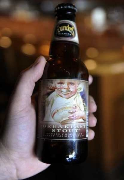 Conversations about organ donation, The Rock, Subway and ... babies on beer labels