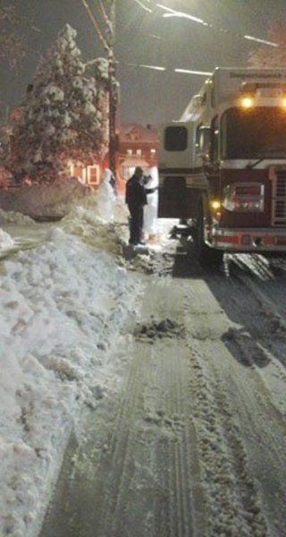 Hazmat, EMS respond to home for 'unknown powder' following overdose