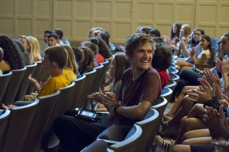 ced7792b21b Exploring the awkwardness of middle school  Hamilton native Bo Burnham goes  from YouTube to TV