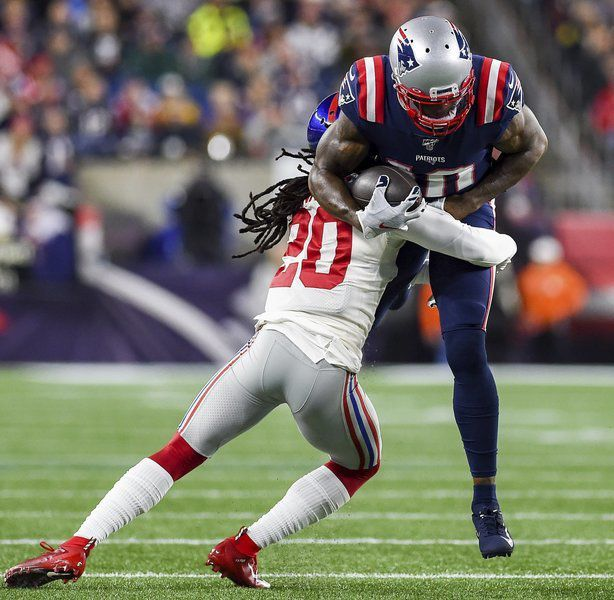 Five Quick Takes Injuries hamstring Patriots offense