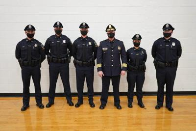 Methuen brings on five new police officers