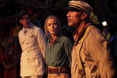 Movie review: Emily Blunt transcends overstuffed 'Jungle Cruise'