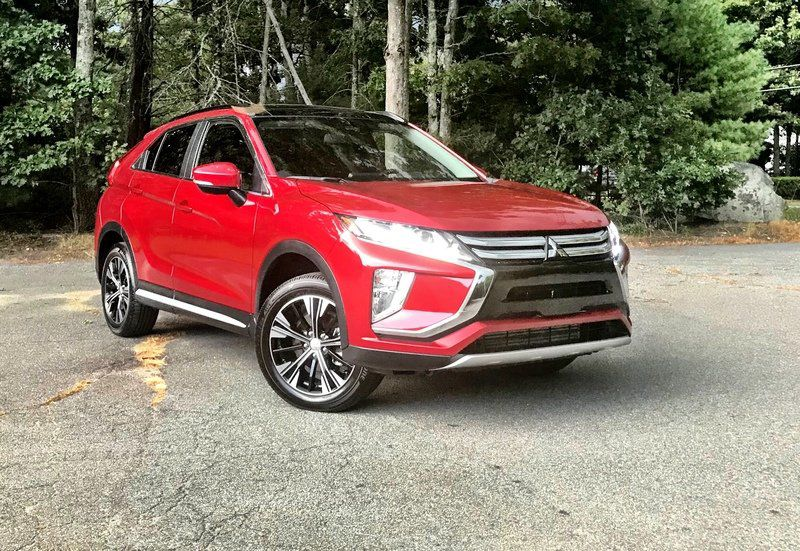 Eclipse Cross makes New England debut
