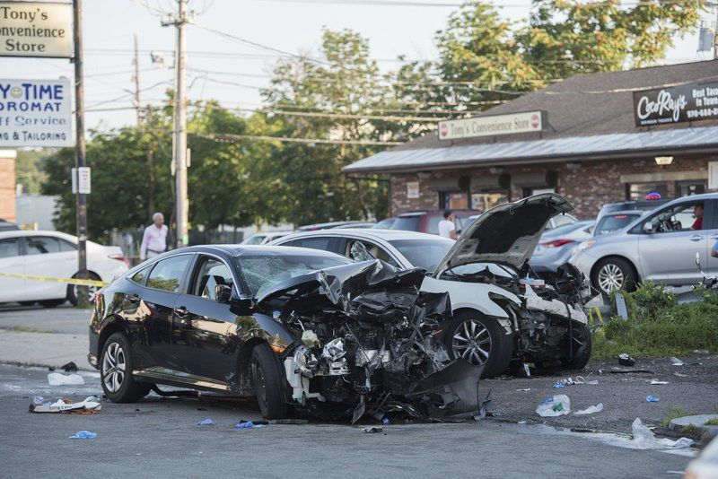 11-year-oldkilled aftertwo-car crash