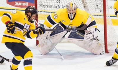 Merrimack vs  BC: Hockey East Quarterfinals: Surprising