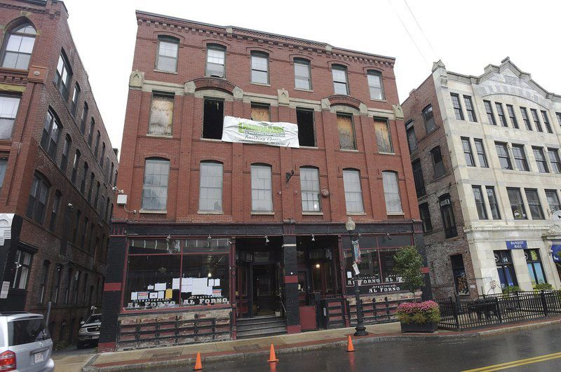 Long Vacant Downtown Haverhill Building Gets New Life Haverhill
