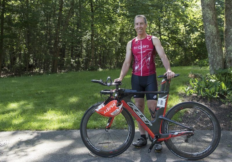 North Andover triathlete Mako and duathlons a perfect fit