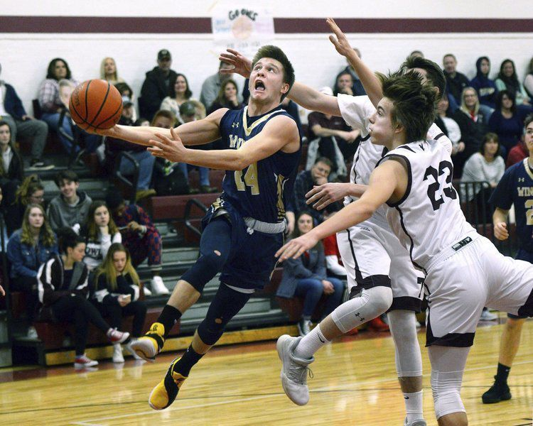 Desmarais gives his all to Windham, including a 75-foot buzzer-beater