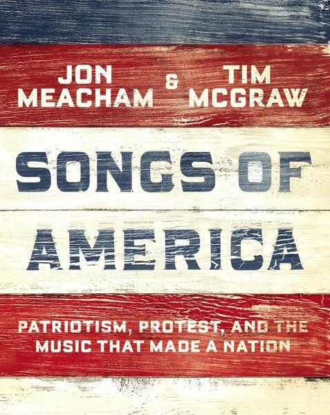 BOOK REVIEW: Patriotism reigns: Celebrating the songs of America