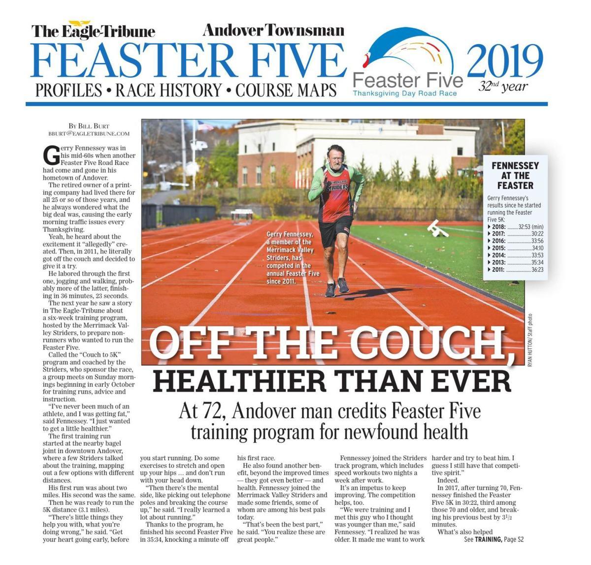 Feaster Five 2019