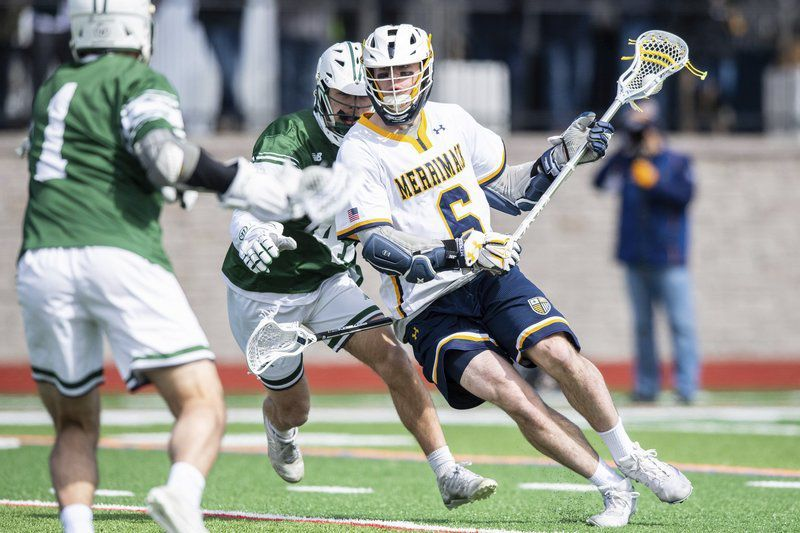 Merrimack's Bertrand named Division 2 lacrosse national Player of the Year