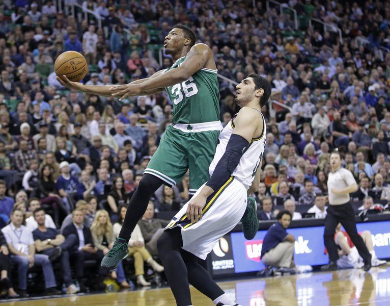 Prince for a day: Celtics knock off Jazz