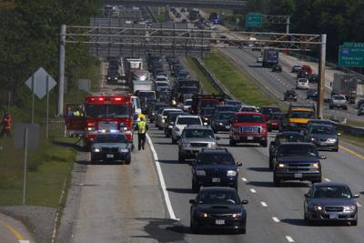 Two accidents on I-93 in Massachusetts   Local News