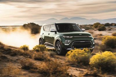 New Kia Soul cleans up with personal style