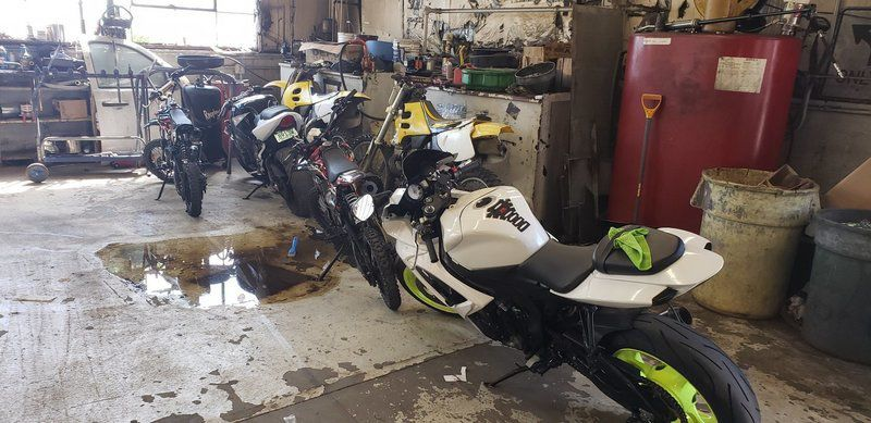 Lawrence police put brakes on illegal dirt bikes