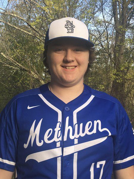 Methuen ace Gallagher and his new-and-improved fastball were ready for big spring