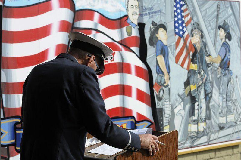 Mourning on 9/11