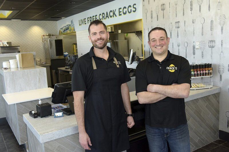 Crack'd Kitchen to make New Hampshire debut