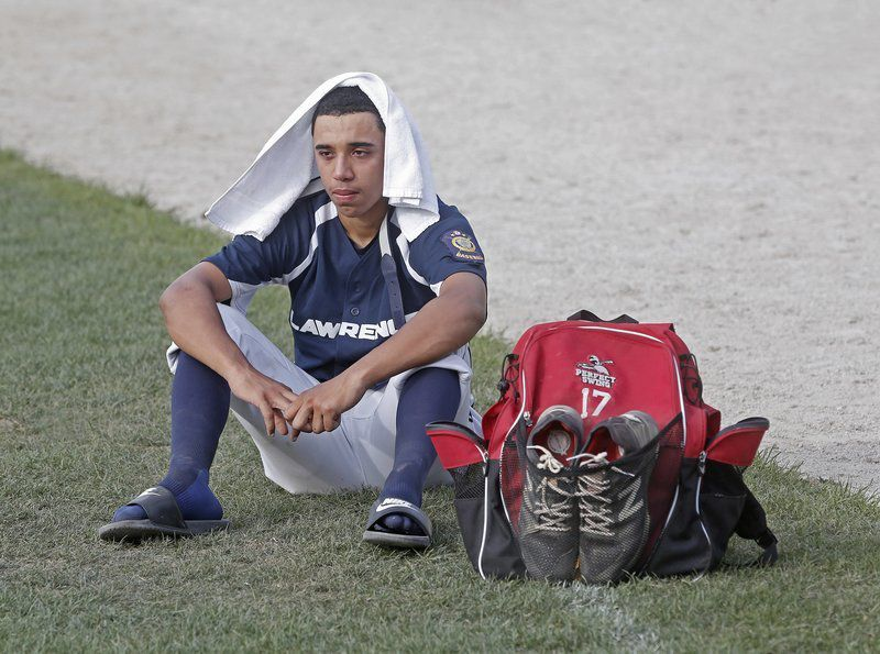 Lawrence falls five outs short of Legion World Series