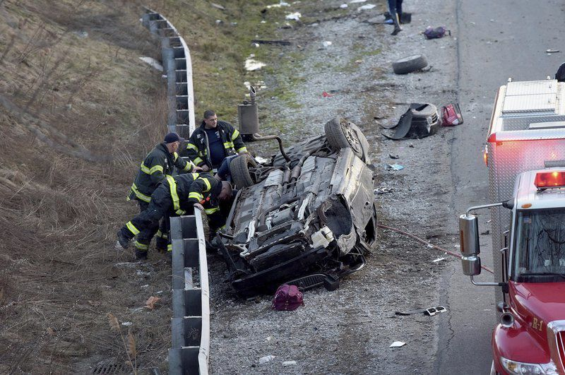 Methuen woman killed in rollover on I-495 | Haverhill | eagletribune com