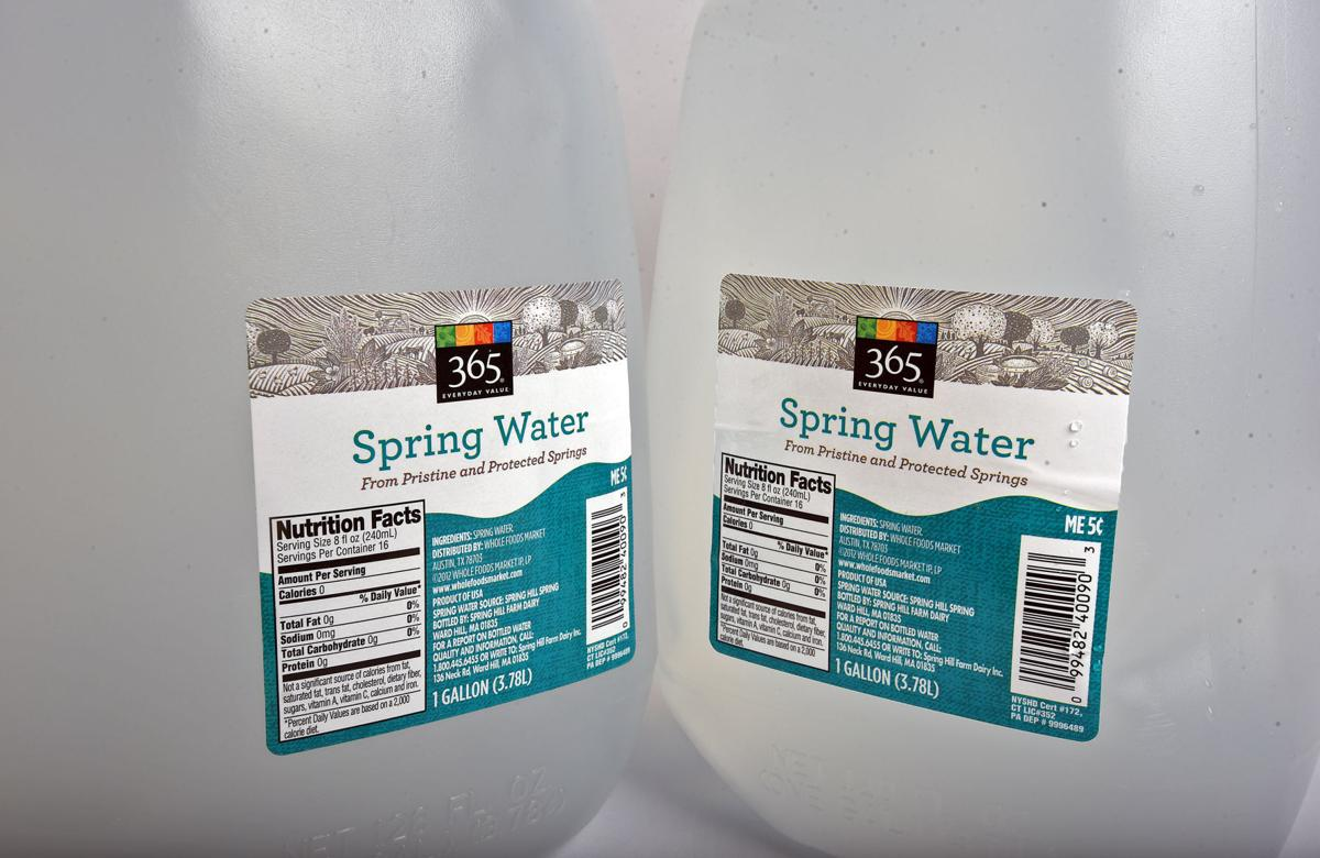 DPH issues warning about Spring Hill Farm spring water, see