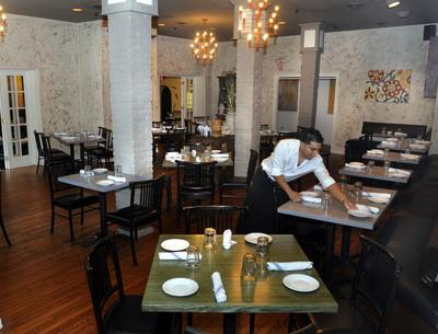 Italian Food Hits The Spot In Downtown