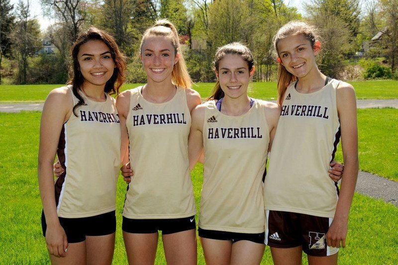 Whirlaway Spring Track Honor Roll: Area Girls Leaders