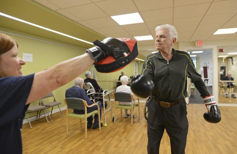 A 1-2 punch to Parkinson's