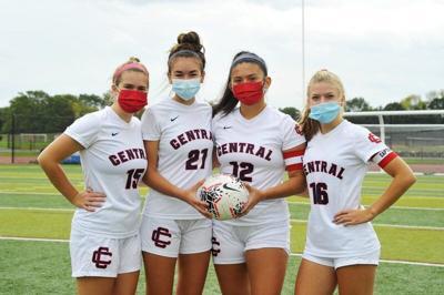 Commonwealth Motors Captains Corner: Central Catholic Girls Soccer