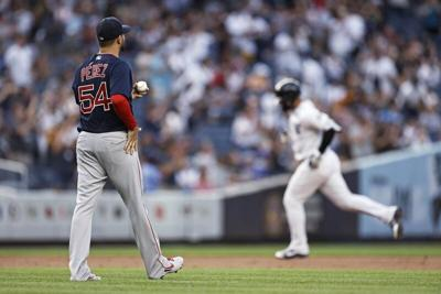 Red Sox bullpen implodes in second straight loss to Yankees