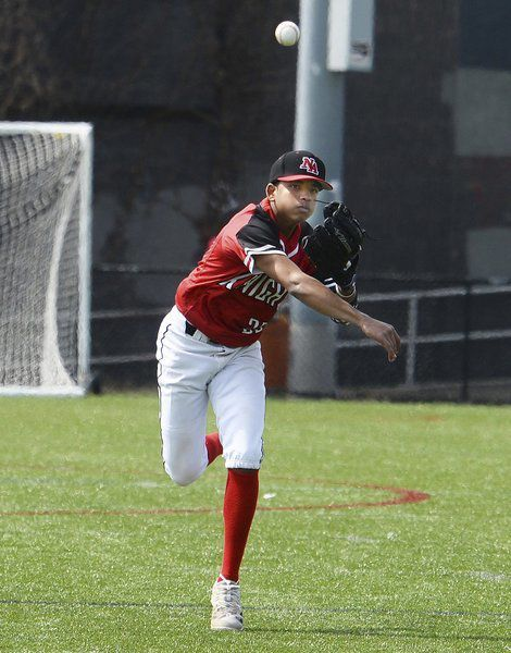 Excellence in track has helped elevate North Andover's Fernandez in baseball