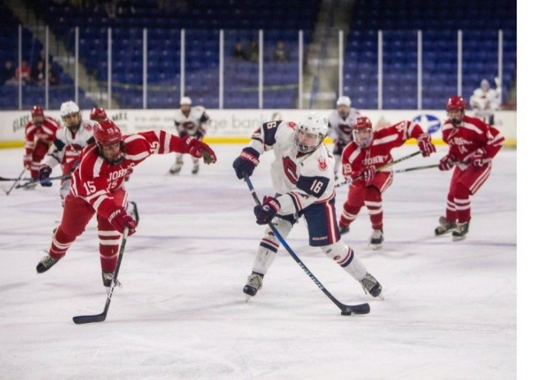 MA H.S.: Ex-Central Catholic Standout Fowler Commits To UMass Lowell Hockey