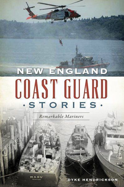 Serving others at sea: New book shares the stories of Coast Guard members