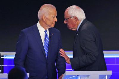Column: Democratic candidates sound a lot like Teddy Roosevelt