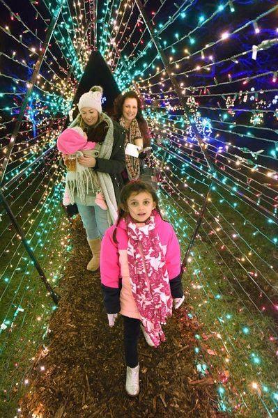 Winterlights returns to North Andover