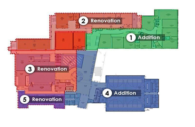 Salem School Board proposes $49M Woodbury plan