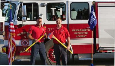 Methuen firefighters graduate from academy