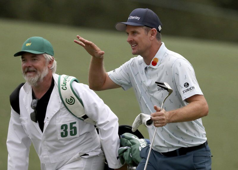 The Masters Rose torches Augusta for 65, 4-shot lead