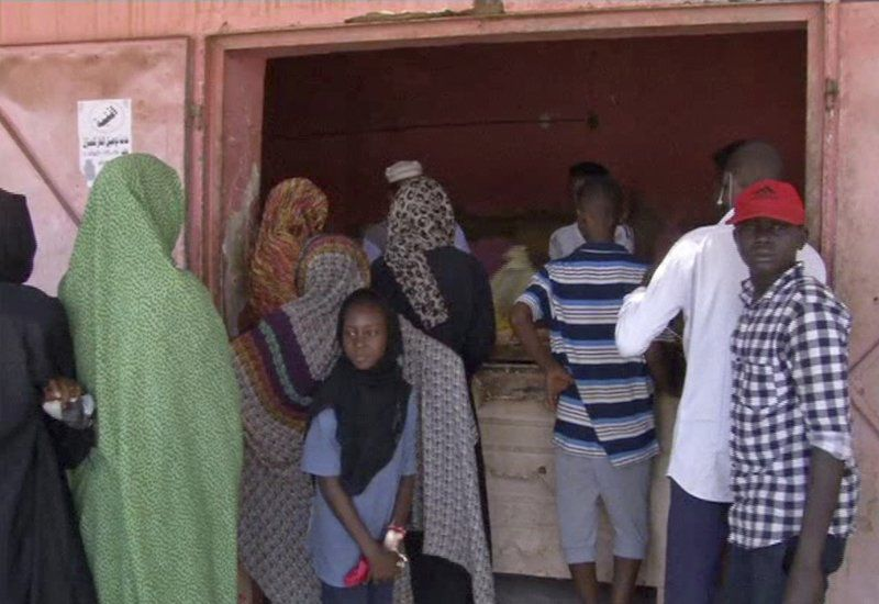 Some shops reopen in Sudan's cities despite strike call