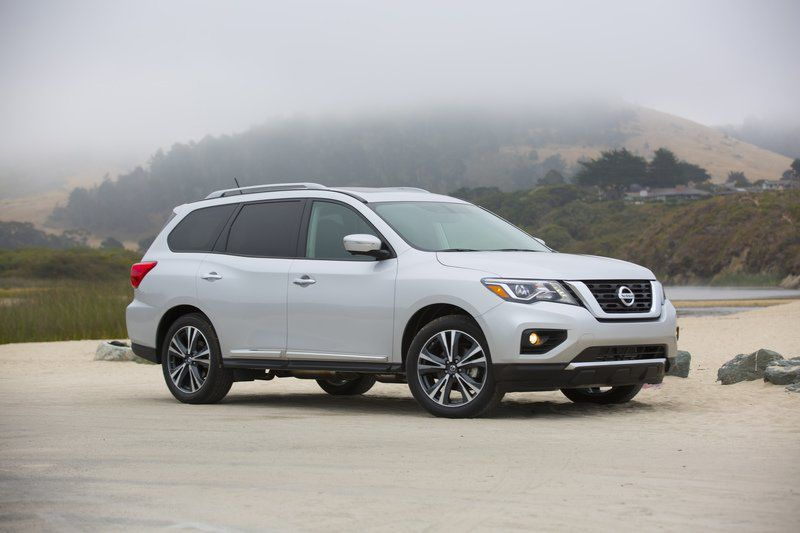 Nissan Pathfinder meets family-sized needs | Business | eagletribune.com